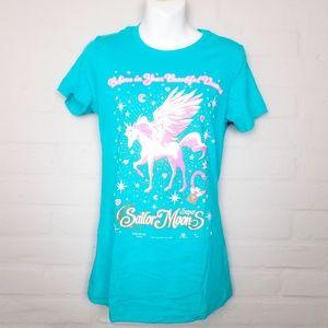 Sailor Moon Helios SDCC Exclusive T-Shirt Size M